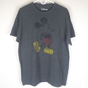 Disney's Mickey Mouse t-shirt men's